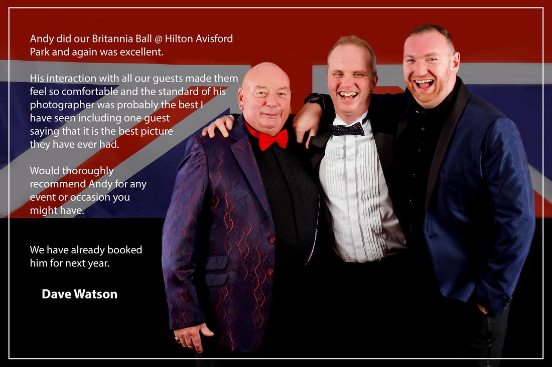 Britannia Ball, Hilton, Avisford Park Hotel, Charity Event